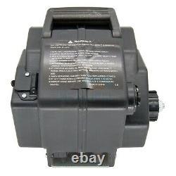 12V 5000LBS Electric Boat Winch Portable Remote Control Car Truck Trailer Winch