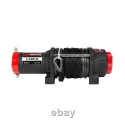 12V Electric Winch 4,500LB
