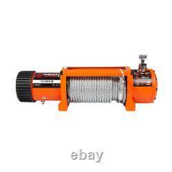 12V Electric Winch Heavy Duty 13,500lbs