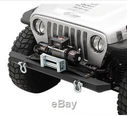 13000LBS 12/24V Winch Tow Truck SUV waterproof Remote Control Steel Cable