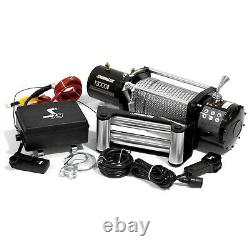 13000lbs / 5900kgs 12V Electric 4wd Winch Kit with Wireless Remote