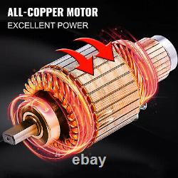 17500LBS Electric Winch 12V Synthetic Cable Truck Trailer Towing Off-Road 4WD