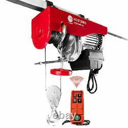 440LB Overhead Electric Hoist Crane with Wireless Remote Control FO-4400