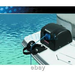 45 LBS Free Fall saltwater Boat Marine Electric Anchor Winch With Wireless Remote