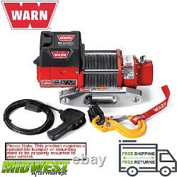 71550 Warn 9.0Rc 9,000 lbs Performance Series Rock Climbing Electric Winch