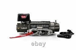 87800 Warn M8000-s 8,000 lbs Premium Series Electric Self-Recovery Winch
