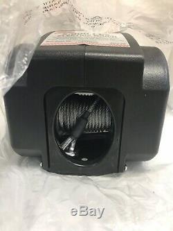 BigRed 2000LBS Electric Mini Winch TR 9202 Item # 201710438