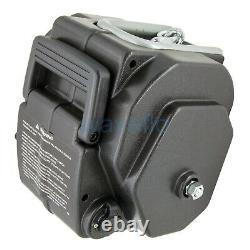 Boat Electric Winch Portable Wireless Remote Control Trailer Winch 12V 5000LBS