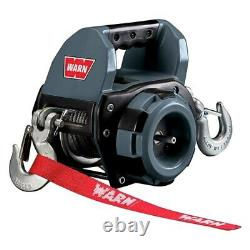 Drill Winch Wire Steel Rope WARN 750 lbs Capacity
