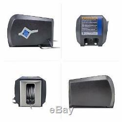 Dutton-Lainson Company SA12015AC 120 Volt/2700 lbs/4000 lbs Electric Winch wi
