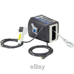 Dutton-Lainson Company SA5015AC 120 Volt/1200 lbs Electric Winch with Remote New