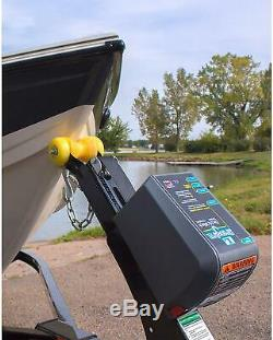 Dutton-Lainson TW9000 12 Volt Electric Trailer Winch for Boats up to 9000lbs