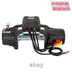 ELECTRIC WINCH 12V 13500lb SL MILITARY SPEC WINCHMAX RECOVERY/4x4 BARE