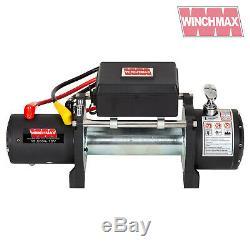ELECTRIC WINCH 12V 4x4 13500 lb MILITARY SPEC NO ROPE NO FAIRLEAD