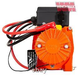 ELECTRIC WINCH 13500lb 12V NO ROPE NO FAIRLEAD