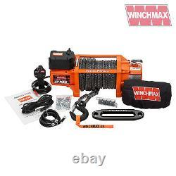 ELECTRIC WINCH 17500lb 12V SL SYNTHETIC WINCHMAX 4x4/RECOVERY WIRELESS DYNEEMA