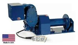 Electric HOIST & WINCH 6,000 Lb Capacity 230 Volts Commercial & Industrial