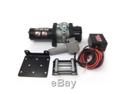 Electric Trailer Recovery Winch, 4000 LBS Five Oceans FO-3439-1