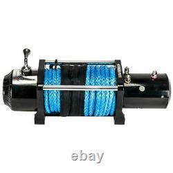 Electric Winch 13000lbs 12V for Truck SUV Jeep Durable Remote Control 4WD NEW
