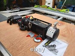 Electric Winch For Recovery Truck Water Resistant Sealed Winch Free Postage
