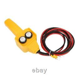 Electric Winch Mechanical 12V 4500lb Industrial Vehicle Dual-Use for Off-Road