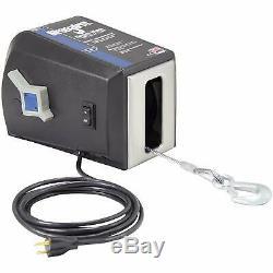 Goldenrod Dutton-Lainson Sa9000Ac 120 Volt Electric Winch 2700 Lb