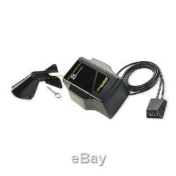 Minn Kota Deckhand 25R 25lb Electric Boat Anchor Winch with Remote Control Switch
