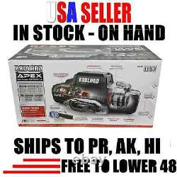 NEW IN BOX BADLAND APEX Synthetic Rope 12,000 Lbs. Wireless Winch HEAVY DUTY