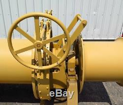 New Jeamar Marine Navy Mooring Electric Winch RK12000-150 Max Load 12,000 Lbs