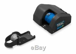 New Trac Electric Anchor Winch Fisherman 25 Lb Capacity Freshwater