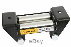 OFFROAD BOAR ATV/UTV Steel Cable Electric Winch 4500lbs/2041kg H