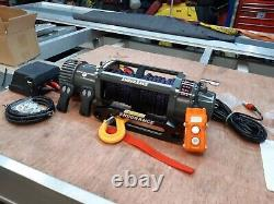 RECOVERY WINCH 13500LB 12V TRUCK ELECTRIC WINCHES @ £325.00 inc vat