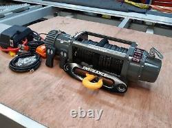 RECOVERY WINCH ELECTRIC12V ENDURANCE 13500LB TRUCK WINCH £320.00 inc vat