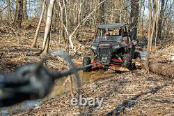 Rough Country 4500LB UTV/ATV Electric Winch with Synthetic Rope