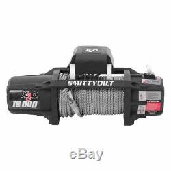 Smittybilt 97510 X2O-10K 10000 lbs Gen 2 Waterproof Winch