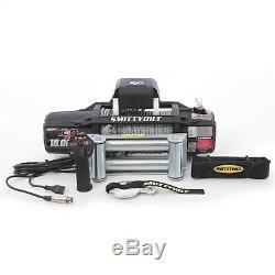 Smittybilt 97510 X2o-10K GEN2 Winch UV and Abrasive Resistant 10k lbs