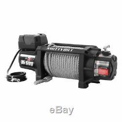 Smittybilt 97515 X2O-15.5K 15500 lbs Gen 2 Waterproof Winch