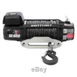 Smittybilt 98510 10,000 lbs X2O Gen 2 Comp Series Waterproof Winch