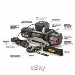 Smittybilt 98510 X20 10.000lbs Gen2 Winch Wireless Universal