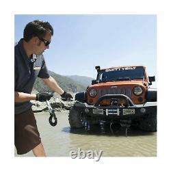 Smittybilt GEN 2 XRC Winch 9,500 Pound Load Capacity 9500 lb. Load Capacity