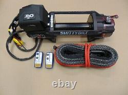 Smittybilt Gen 2 X20 Winch 10,000lb With Synthetic Rope SB/98510 Wirless Remote