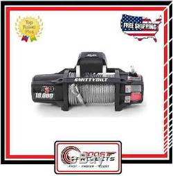 Smittybilt Universal 10,000 lbs Wireless Gen2 X20 Winch 97510