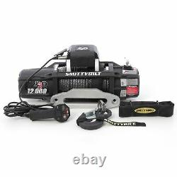 Smittybilt X2O 12 COMP GEN2- 12,000 LB. WINCH COMP SERIES WithSYNTHETIC ROPE