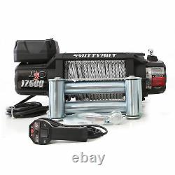 Smittybilt X2O GEN2 17500lb Wireless Winch 12V Electric 98.5FT Steel Cable