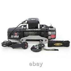 Smittybilt X2o-12K GEN 2 Winch with Synthetic Rope & 12,000 lb. Capacity 98512