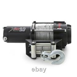 Smittybilt XRC 3.0 Winch Utility with Remote Lead & 3,000 lb. Capacity 97203
