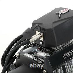 Smittybilt XRC-9.5K GEN 2 Electric Winch with 9,500 lb. Capacity 97495