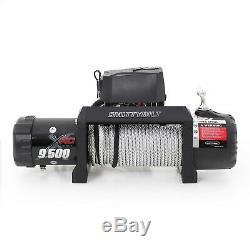 Smittybilt XRC GEN2 9,500 lb. Waterproof Winch Universal 97495