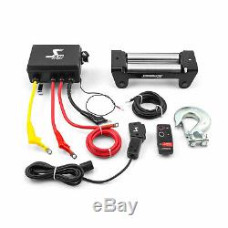 Speedmaster 15000lbs / 6803kgs 12V Electric 4wd Winch Kit with Wireless Remote
