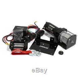 Speedmaster Winch PCE553.1002 3000 lbs 1.2 HP Electric